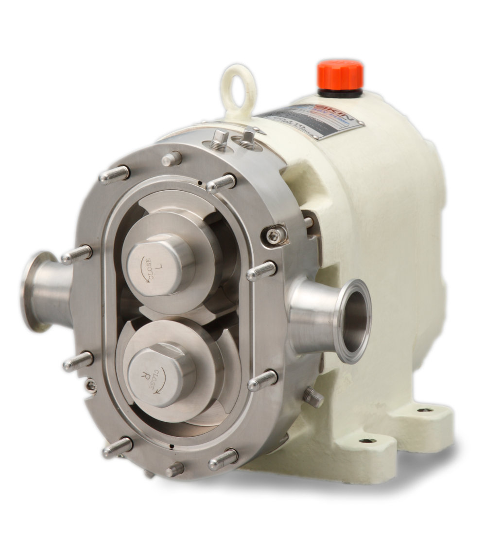 Nakakin Rotary Piston Pump AMXN Series